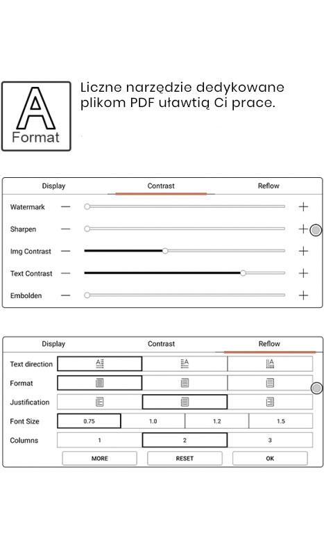 Max 3- dodatkowe funkcje PDF