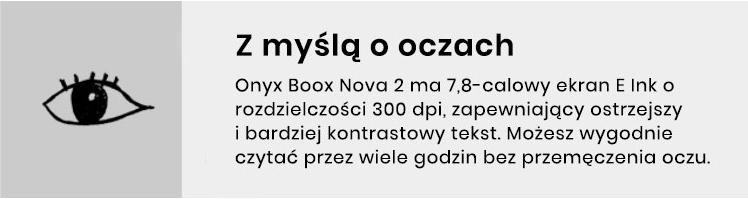Nova2 - z myslą o oczach